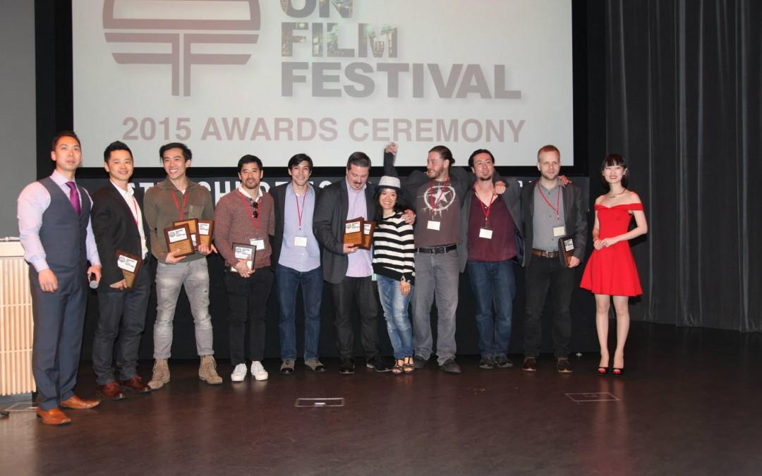 Asians on Film Festival 2015: Award Winners